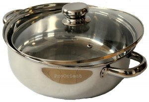 Chiński Gorący Garnek Hot Pot 26cm HAPPY COOK BRAND