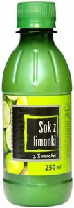 Sok z Limonki 250ml HOUSE OF ASIA