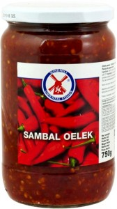 Pasta Chili Ostry Sos Chilli Sambal Oelek Hot 750g WINDMILL