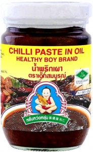 Pasta Chili w Oleju 220g HEALTHY BOY BRAND