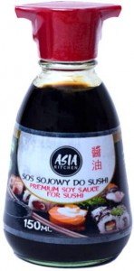Sos Sojowy Japoński Dyspenser 150ml ASIA KITCHEN